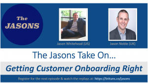 Getting Customer Onboarding Right