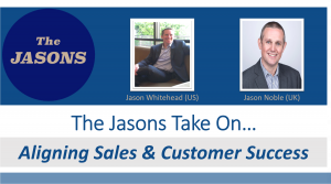 Aligning Sales and Customer Success