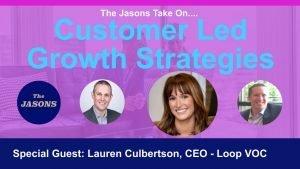 Customer Led Growth Strategies