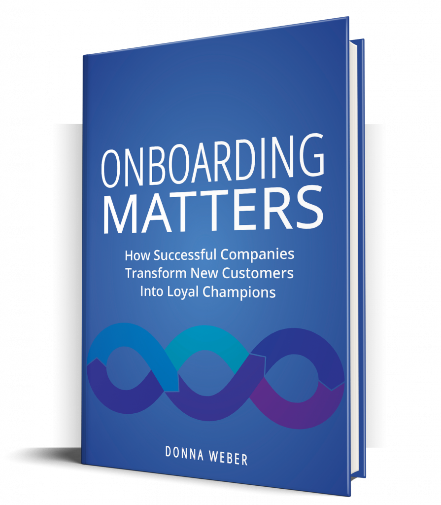 Onboarding Matters - Book By Donna Weber