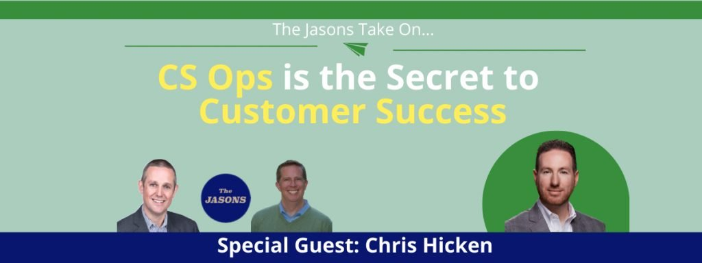 CS Ops is the Secret to Customer Success